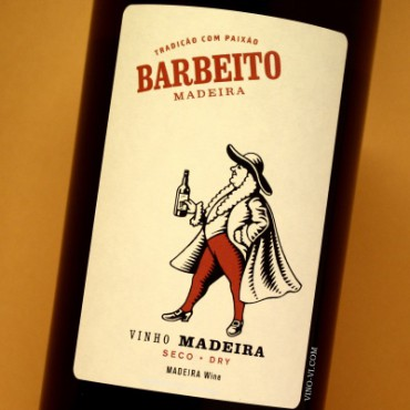 Barbeito Madeira Dry 3 Years Old