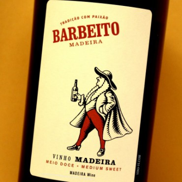 Barbeito Madeira Medium Dry 3 Years Old