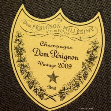 Dom Perignon Vintage 2009 Estuchado
