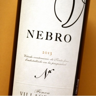 Finca Villacreces Nebro 2013
