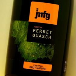 Josep M. Ferret Guasch Reserva Brut Nature