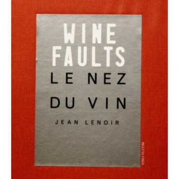 Le Nez Du Vin - Los Defectos 12 aromas