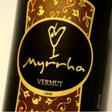 Vermut Myrrha Reserva Rojo (1L)