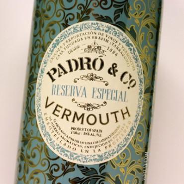 Vermut Padró & Co. Reserva Especial