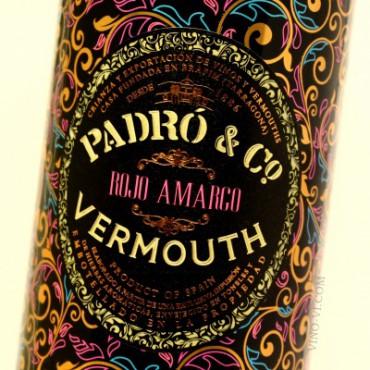 Vermut Padró & Co. Rojo Amargo