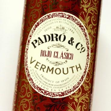 Vermut Padró & Co. Rojo Clásico