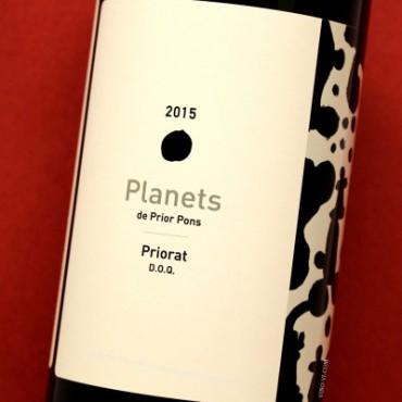 Planets de Prior Pons 2015
