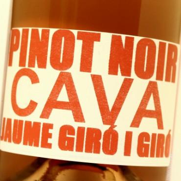 Jaume Giró i Giró  Reserva Rosat Pinot Noir