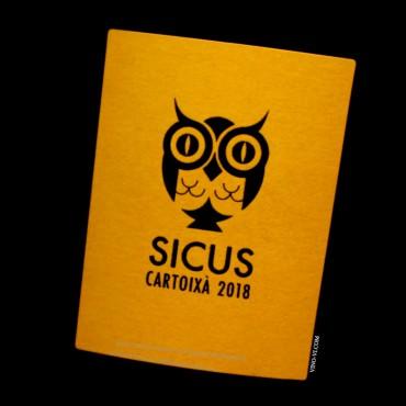 Sicus Cartoixa Brisat  2018