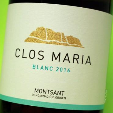 Clos Maria Blanc 2016
