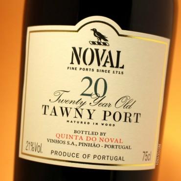 Noval 20 Year Old Tawny Port
