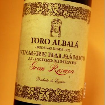 Toro Albalá Vinagre Balsámico al PX Gran Reserva 50 CL.