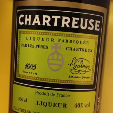 Chartreuse Amarillo Jaune 3L. Jéroboam
