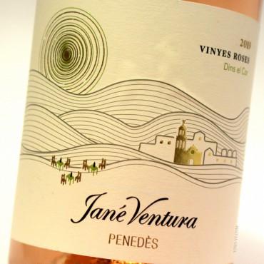 Jané Ventura Vinyes Roses Dins del Cor 2019