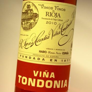 Viña Tondonia Gran Reserva Rosado 2011