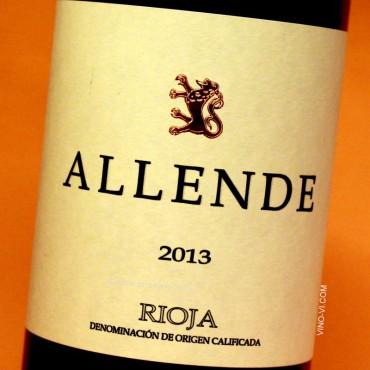 Allende de Finca Allende 2014