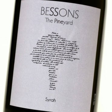 Bessons The Pineyard Syrah 2016