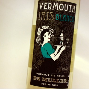 De Muller Vermouth Iris Blanco (1 L)