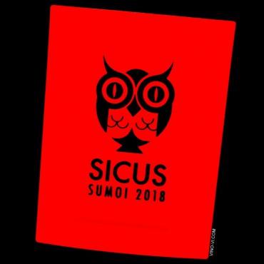 Sicus Sumoll amfora 2018