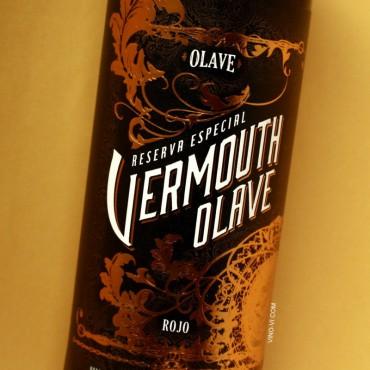 Vermouth Olave Reserva Especial Rojo