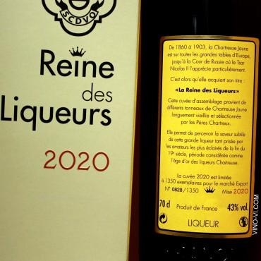 Chartreuse Reine Des Liqueurs 2020