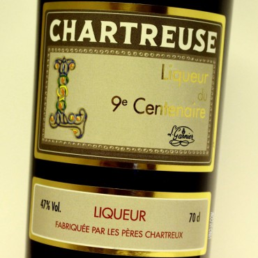 Chartreuse 9th Centenary Liqueur 2019