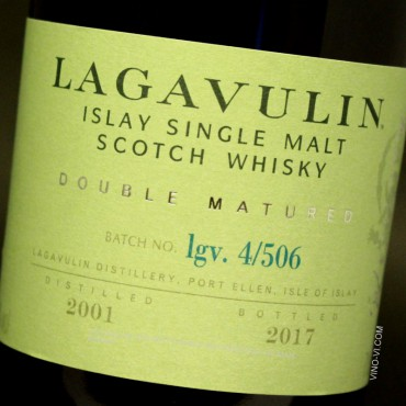 Lagavulin D.M. The Distillers Special Edition distilled 2001-Bottled 2017