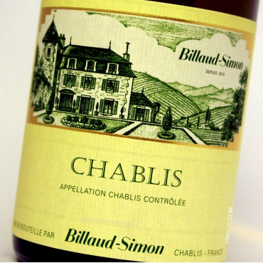 Billaud-Simon Chablis 2018