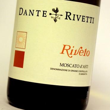 Dante Rivetti Moscato d' Asti Riveto 2019
