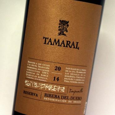 Tamaral Reserva 2014