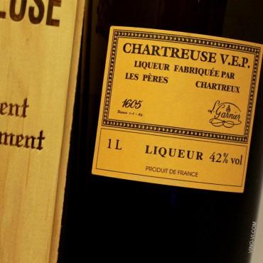 Chartreuse Jaune Amarillo V.E.P. 1L 2020