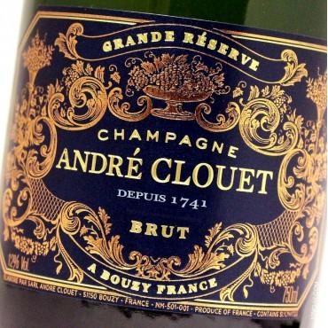 André Clouet Grande Réserve Brut