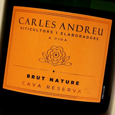 Carles Andreu Brut Nature Reserva