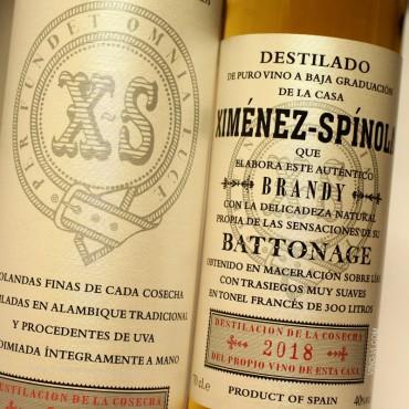 Ximénez-Spínola Brandy Battonage