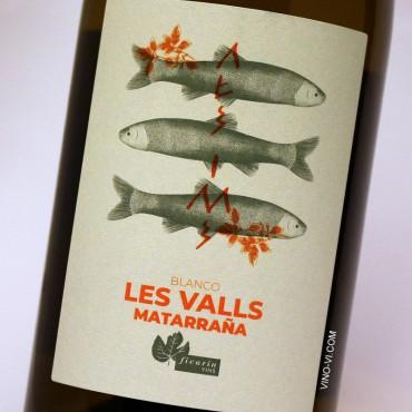 Les Valls Matarraña Blanc 2019