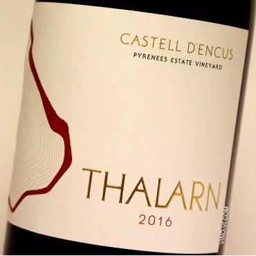 Thalarn Castell d'Encús 2016