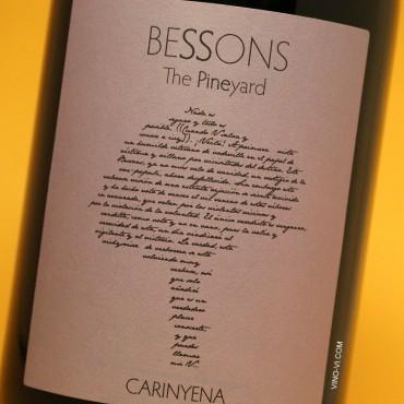 Bessons The Pineyard Carinyena 2019