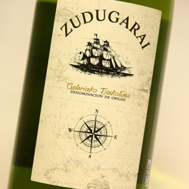 Txakoli Zudugarai 2020