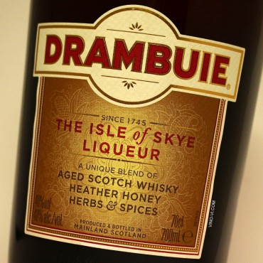 Drambuie - The Isle Of skye Liqueur