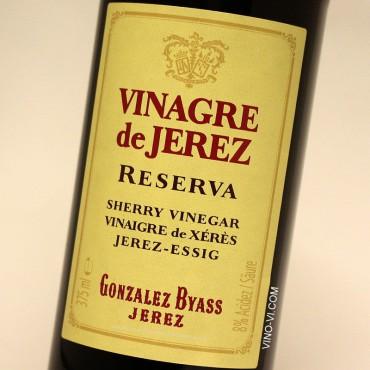 Vinagre de Jerez Reserva de Gonzalez Byass (37.5cl)