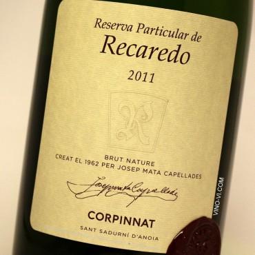 Recaredo Reserva Particular 2011