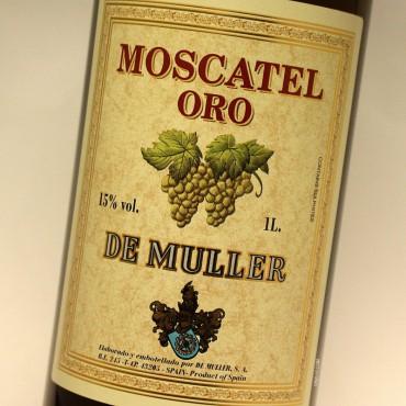 De Muller Moscatel Oro (1 L)