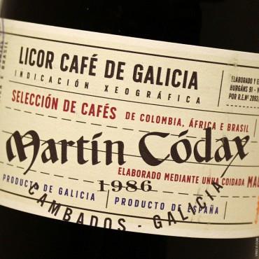 Martín Códax Licor de Café