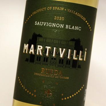 Martivilli Sauvignon Blanc 2020