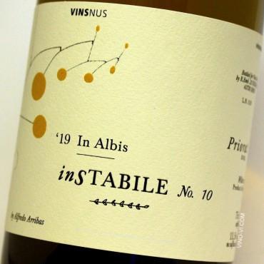 Vins Nus InStabile No 10 In Albis 2019