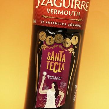 Yzaguirre Classic Red Vermouth  ed. Santa Tecla 2021