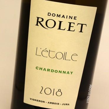 Domaine Rolet L'Étoile Chardonnay 2018