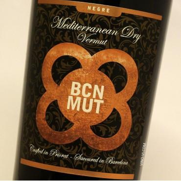 BCN MUT Negre - Barrel Aged Vermut